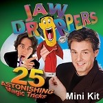 25 Tricks Jaw Droppers Mini Kit