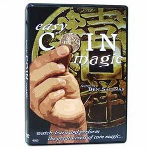 Easy Coin Magic - More Than 50 Effects & Routines