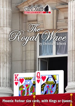 Royal Wave - Parlour size