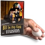 Bill In Egg Illusion