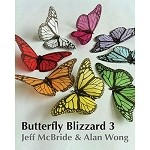 REFILL for Butterfly Blizzard by Jeff McBride & Alan Wong  ( REFBUTTERFLY )  Trick