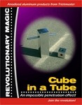 Cube In a Tube - Aluminum