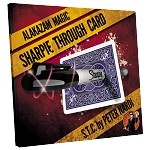 Sharpie Through Card (DVD and Gimmick)